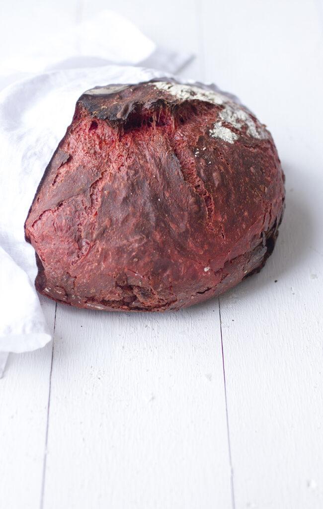 Eltefritt rødbetbrød